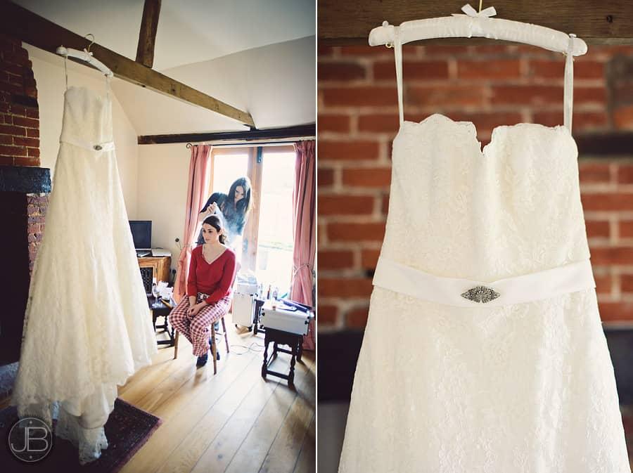 Wedding Photographer Maidens Barn KA 1
