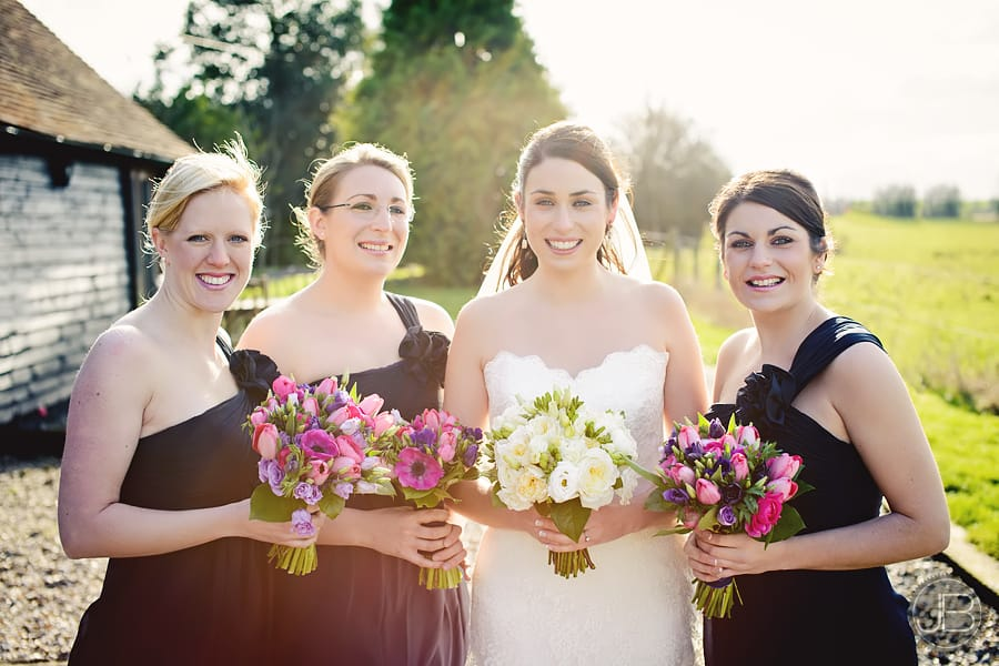 Wedding Photographer Maidens Barn KA 10