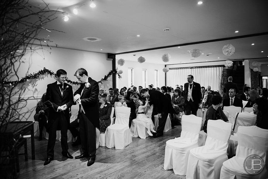Wedding Photographer Maidens Barn KA 13