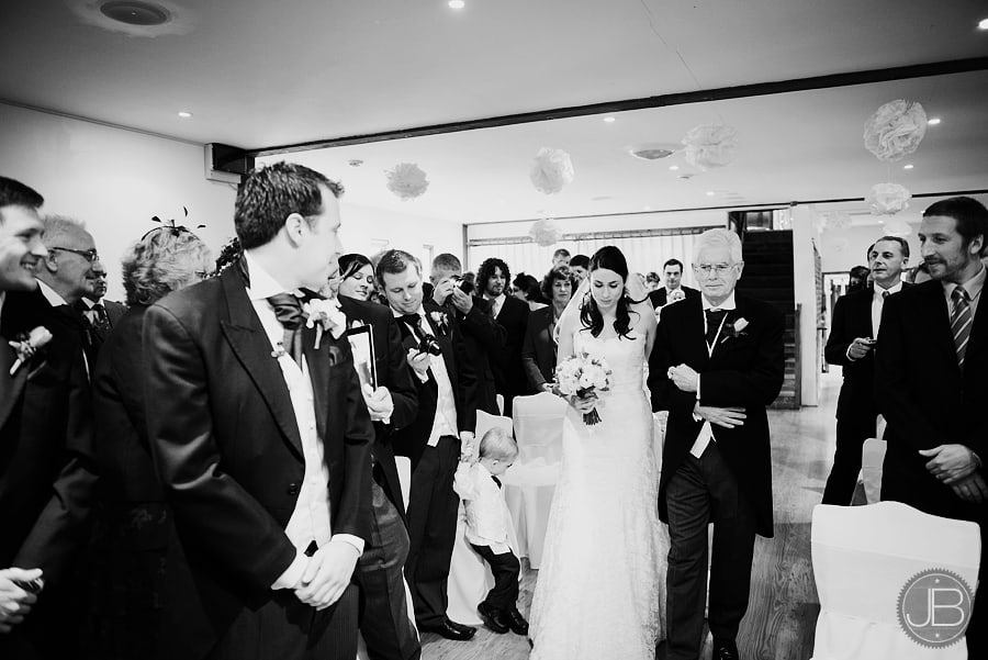 Wedding Photographer Maidens Barn KA 15
