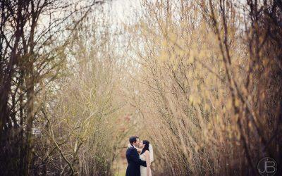 Wedding Photography Maidens Barn, Essex : Krissy and Adam