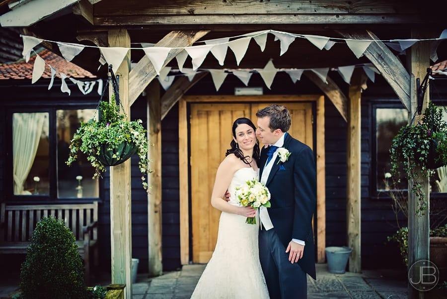Wedding Photographer Maidens Barn KA 23