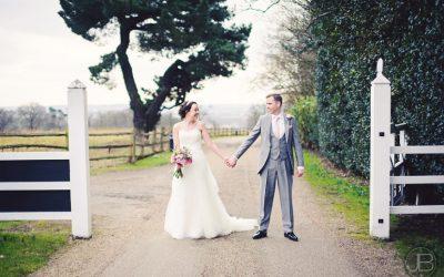 Wedding Photography Gaynes Park : Tessa and Richard