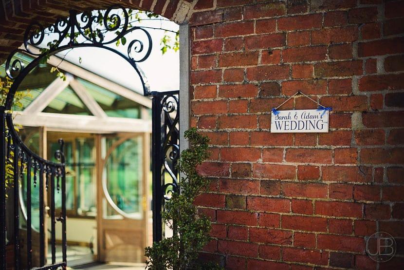 Wedding Photography Gaynes Park SA 001