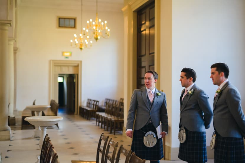 Brentwood Cathedral and Gaynes Park Wedding 006