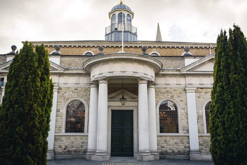 Brentwood Cathedral and Gaynes Park Wedding 007