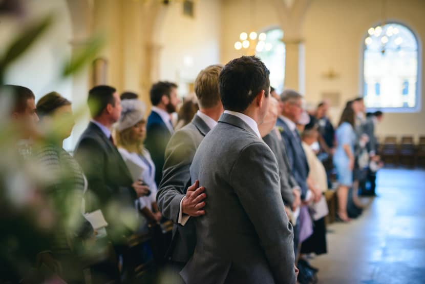 Brentwood Cathedral and Gaynes Park Wedding 009