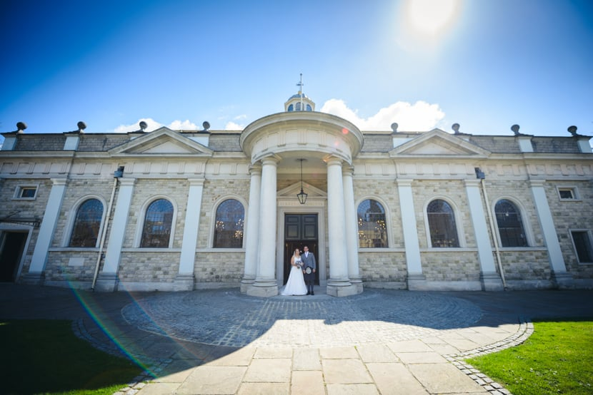 Brentwood Cathedral and Gaynes Park Wedding 013