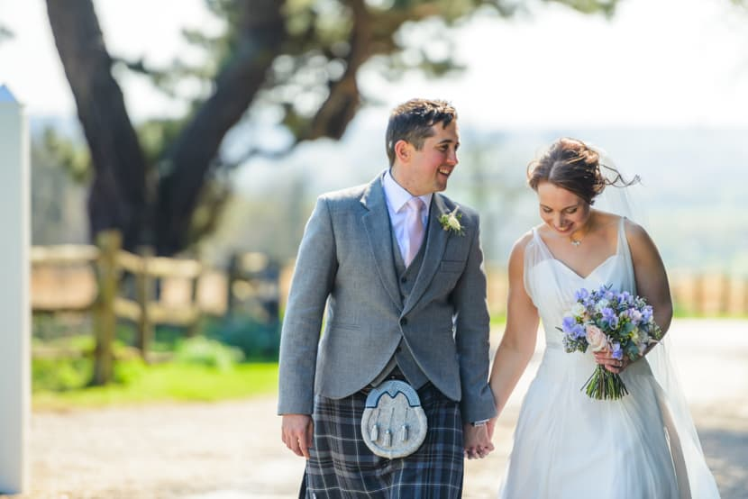 Brentwood Cathedral and Gaynes Park Wedding 016