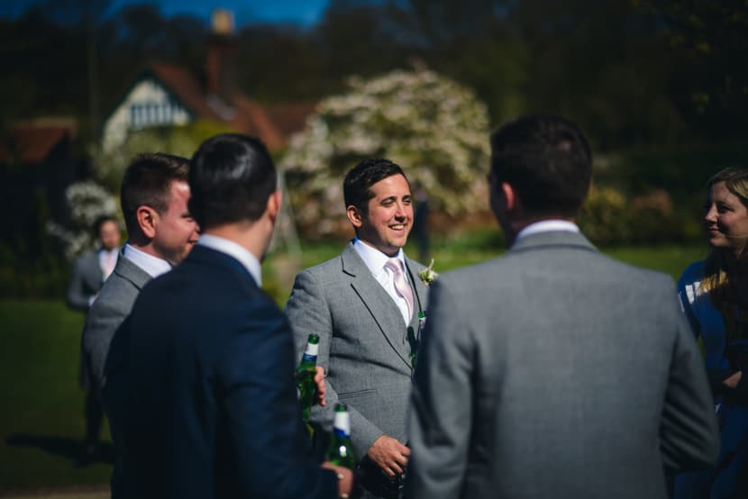 Brentwood Cathedral and Gaynes Park Wedding 025