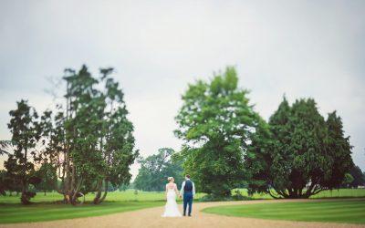 Gosfield Hall : Katie+James