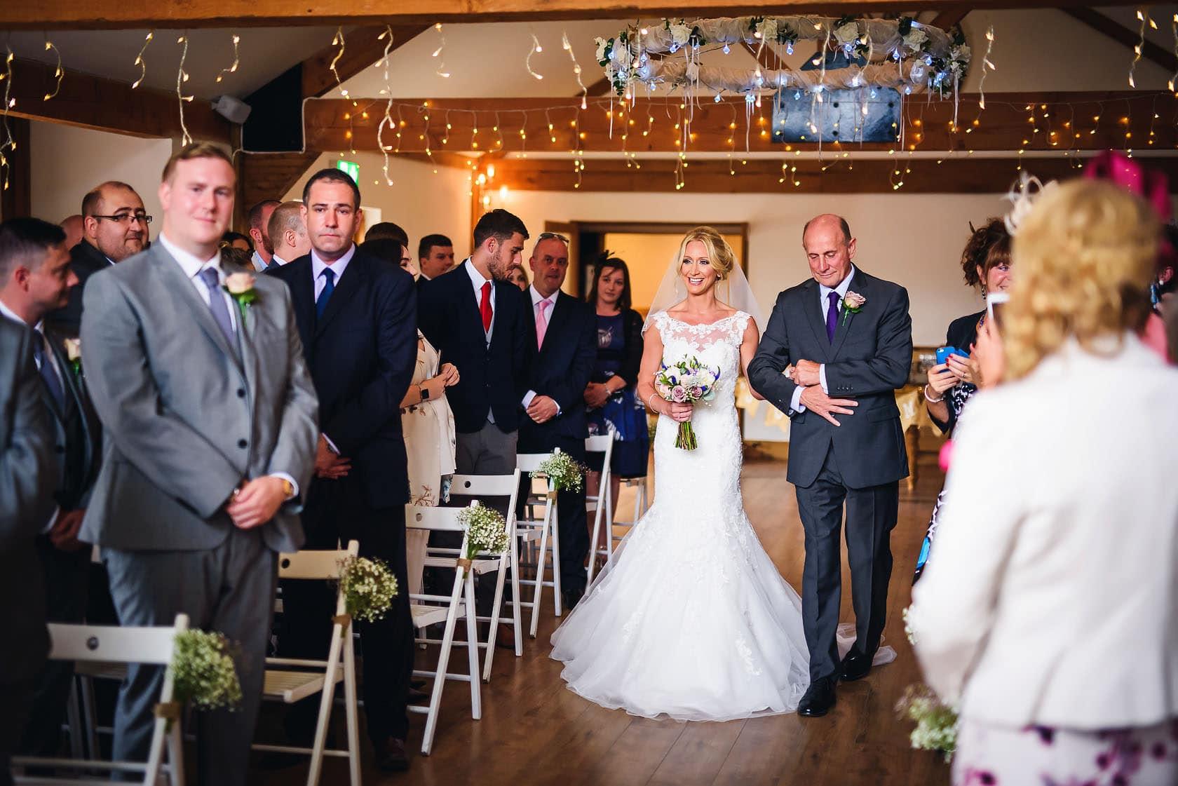 Wedding Photography Maidens Barn, Maidens Barn : Hannah+Bradley